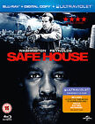 Safe House (Blu-ray, 2012, 2-Disc Set)