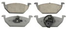 Disc Brake Pad Set-ThermoQuiet Brake Pad Front Wagner QC768A