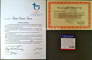 KEN-GRIFFEY-SR-Signed-Topps-Contract-Full-Autograph-SY-BERGER-Auto-PSA-DNA-COA