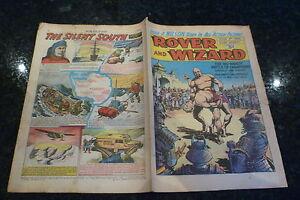 ROVER-WIZARD-Date-06-06-1964-UK-Comic
