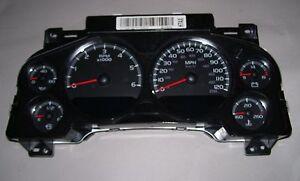 2007-2008-2009-Hummer-H2-Speedometer-Instrument-Gauge-Cluster-Repair-07-08-09