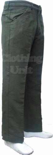 Mens Moleskin Trousers Country Wear Carabou Hunting Fishing Walking Waist 32-48