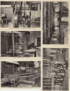 CHEESE MAKING FROMAGE France 16 Vintage Postcards pre-1940