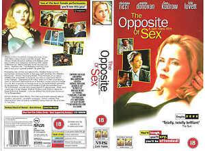 THE-OPPOSITE-OF-SEX-VHS-PAL-CHRISTINA-RICCI-LISA-KUDROW-LYLE-LOVETT-90-039-S-NEW