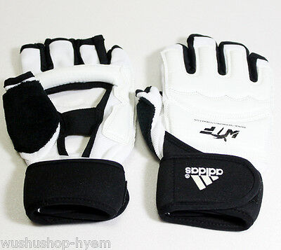 Adidas WTF Approved TaeKwonDo HAND PROTECTOR guard TKD Tae Kwon Do gear gloves