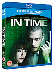 In Time (Blu-ray, 2012)