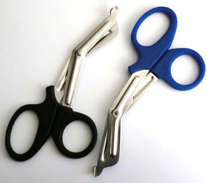 New-2pc-Combo-7-1-2-034-EMT-Shears-Utility-Scissors-Medical-First-Aid-amp-Emergency