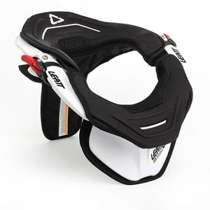 Leatt-White-GPX-Adventure-3-III-MX-ATV-Neck-Brace-Support-Size-Medium-M-Adult