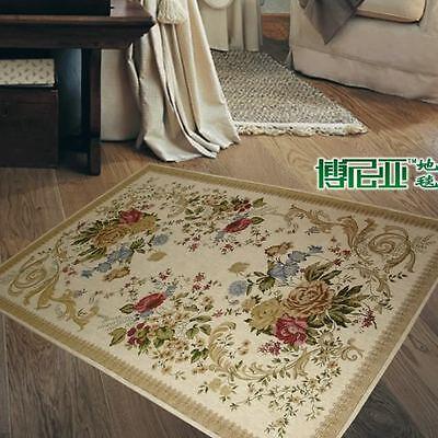 """1 PC Charming European Floor Mat Rug Carpet Style M 47""""X31""""/120x80cm"""