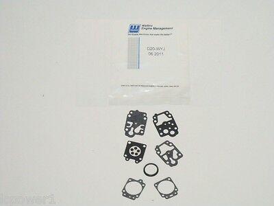 [WALB] [D20-WYJ] Carburetor Diaphragm Gasket Kit Echo SRM-260 SRM-2601 SRM-261
