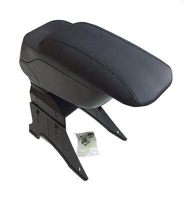 Black Armrest Centre Console Arm for VW GOLF 2 3 4  MK2 MK3 MK4 POLO BORA JETTA