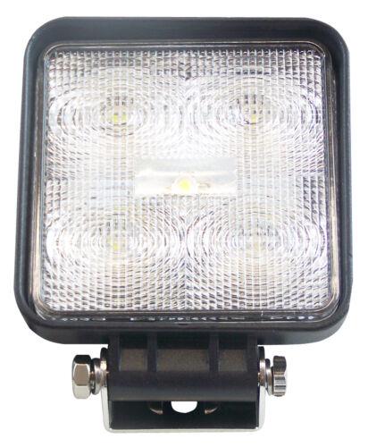 LED 15Watt 900 Lumen Suchscheinwerfer Arbeitsscheinwerfer Forst Scheinwerfer NEU