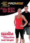 60 Second Promise - Full Body Fat Burn (DVD, 2012)