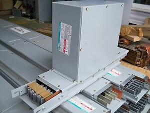 Siemens 200amp tap box x2004mgig 480277 busway feeder bus duct image is loading siemens 200amp tap box x2004mgig 480 277 busway sciox Image collections