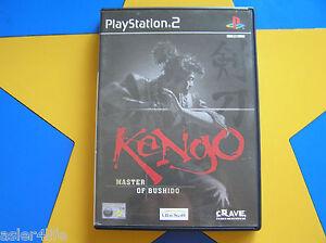 KENGO-MASTER-OF-BUSHIDO-PLAYSTATION-2-PS2