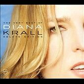 Very Best of Diana Krall [Deluxe Edition-CD/DVD] 3 Unreleased Tracks [FREE SHIP]