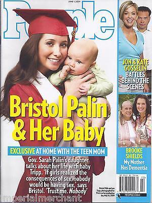 People magazine Bristol Palin Jon Kate Gosselin Brooke Shields Ralph Macchio
