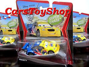 Image Is Loading Disney Cars 2 Frosty Super Chase Pixar Australia