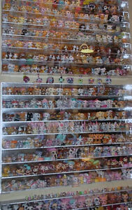 Littlest-Pet-Shop-Lot-LPS-Girl-Toy-Animal-Cat-Dog-Loose-Figures-Child-Collection