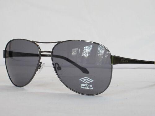UMBRO Eyewear-Sunglasse--POLARIZED-Wire Aviator-style# US09-100/% UV-$106