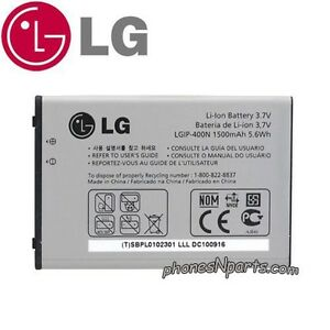 Good-Genuine-OEM-LG-LGIP-400N-Battery-1500mAh-5-6Wh-3-7V-Optimus-S-M-LS670-MS690