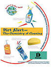 Dirt Alert - The Chemistry of Cleaning by Terrific Science Press (Paperback, 1999)