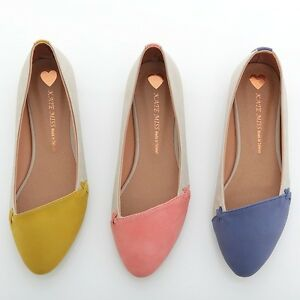 BN-Effortless-Stylish-Comfy-Pointed-Toe-Ballet-Flats-Loafers-Pink-Yellow-Blue