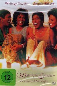 DVD-NEU-OVP-Waiting-To-Exhale-Warten-auf-Mr-Right-Whitney-Houston
