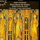 John Taverner: Missa Gloria tibi Trinitas; Audivi vocem de coelo (CD, Nov-1987, Hyperion)