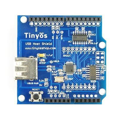 USB Host Shield 2.0 for Arduino