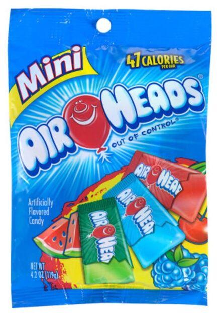 Air Heads Candy 3.62 oz Bag
