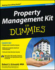 Property Management Kit For Dummies by Robert S. Griswold (Paperback, 2013)