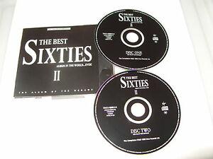 The-Best-Sixties-Album-In-The-World-ever-Vol-2-1994-2-cd-s-are-Ex-Condition