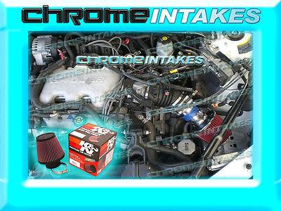 NEW 00 01 02 03 04 05 CHEVY IMPALA/MONTE CARLO 3.4 3.4L V6 AIR INTAKE KIT S+K&N