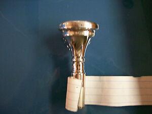 Marcinkiewicz Large Shank 5FBS Trombone Mouthpiece