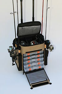 sale - new- fishing - rock river roller tackle box - 3605r | ebay, Fishing Reels