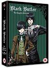 Black Butler - Complete Series (DVD, 2012, 4-Disc Set)