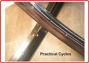 NEW-Westwood-Chrome-Steel-Bike-Rim-36-hole-26-x-1-3-8-or-28-x-1-1-2-RETRO