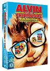 Alvin And The Chipmunks Collection (DVD, 2012, 3-Disc Set)