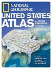 National Geographic  United States Atlas for Young Explorers by National Geographic Society (Hardback, 2008)