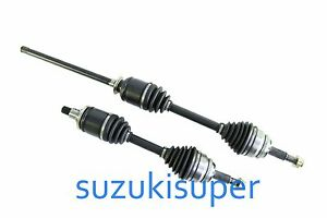 2 left right cv joint axle shaft toyota camry 30 series 4cyl quality pair. Black Bedroom Furniture Sets. Home Design Ideas
