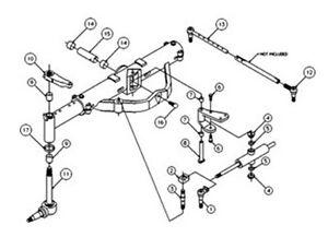 50291003-IH-Basic-Front-Axle-Overhaul-Kit-766-966-986-1066-1086-1466-1486-3088