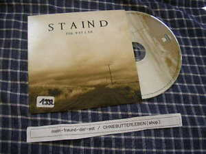 CD-Metal-Staind-The-Way-I-Am-2-Song-Promo-ROADRUNNER