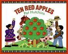 Ten Red Apples by Pat Hutchins (Hardback, 2000)
