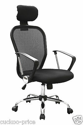 New Modern Swivel Mesh Chair Executive Computer Desk Office Furniture Chair