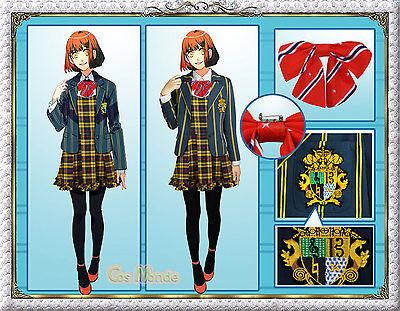 Japan Anime Uta no Prince-sama Nanami Haruka Cosplay Costume