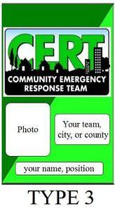 Custom-made-CERT-team-ID-Name-badge-community-emergency-response-team-C-E-R-T