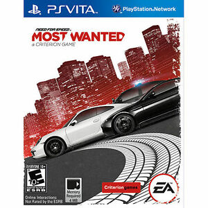 NEW-Need-for-Speed-Most-Wanted-PlayStation-Vita-PSVita-NTSC