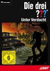 Die drei : Unter Verdacht (PC, 2012, DVD-Box)