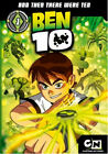 Ben 10 - Vol.1 - And Then There Were Ten (DVD, 2010)